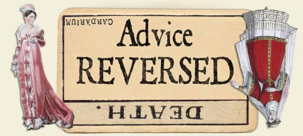 Death reversed advice yes or no