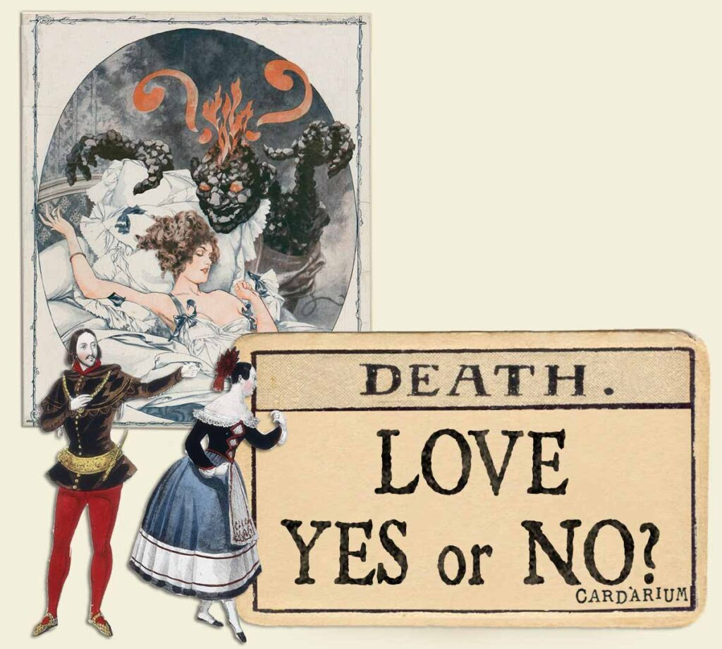 Death tarot card meaning for love yes or no