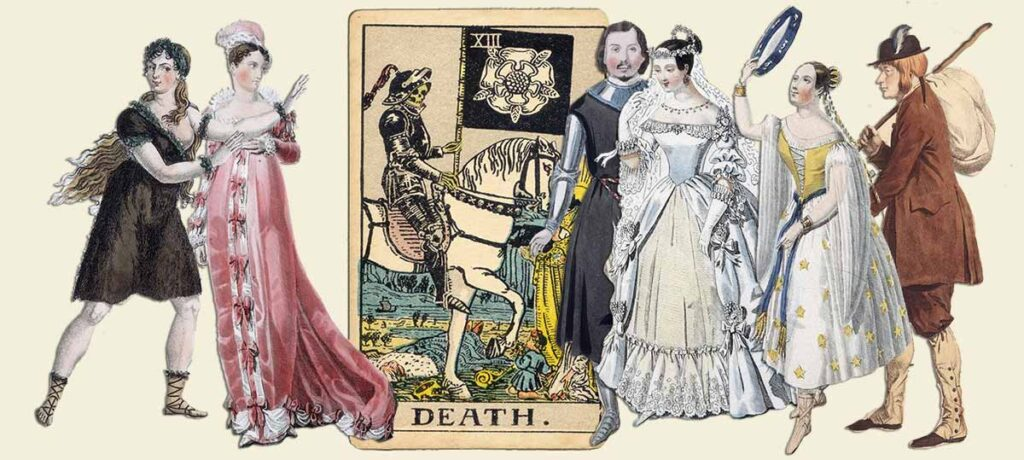 Death tarot card meaning yes or no