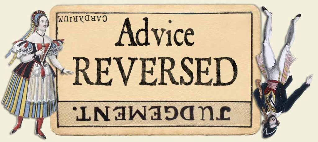 Judgement reversed advice yes or no