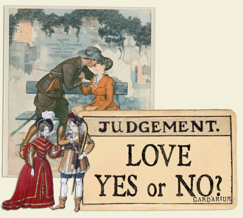 Judgement tarot card meaning for love yes or no