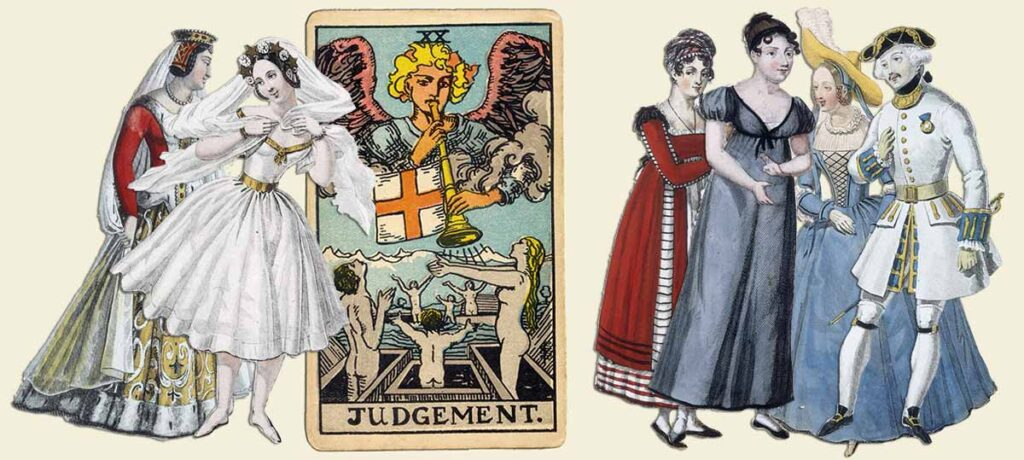Judgement tarot card meaning yes or no