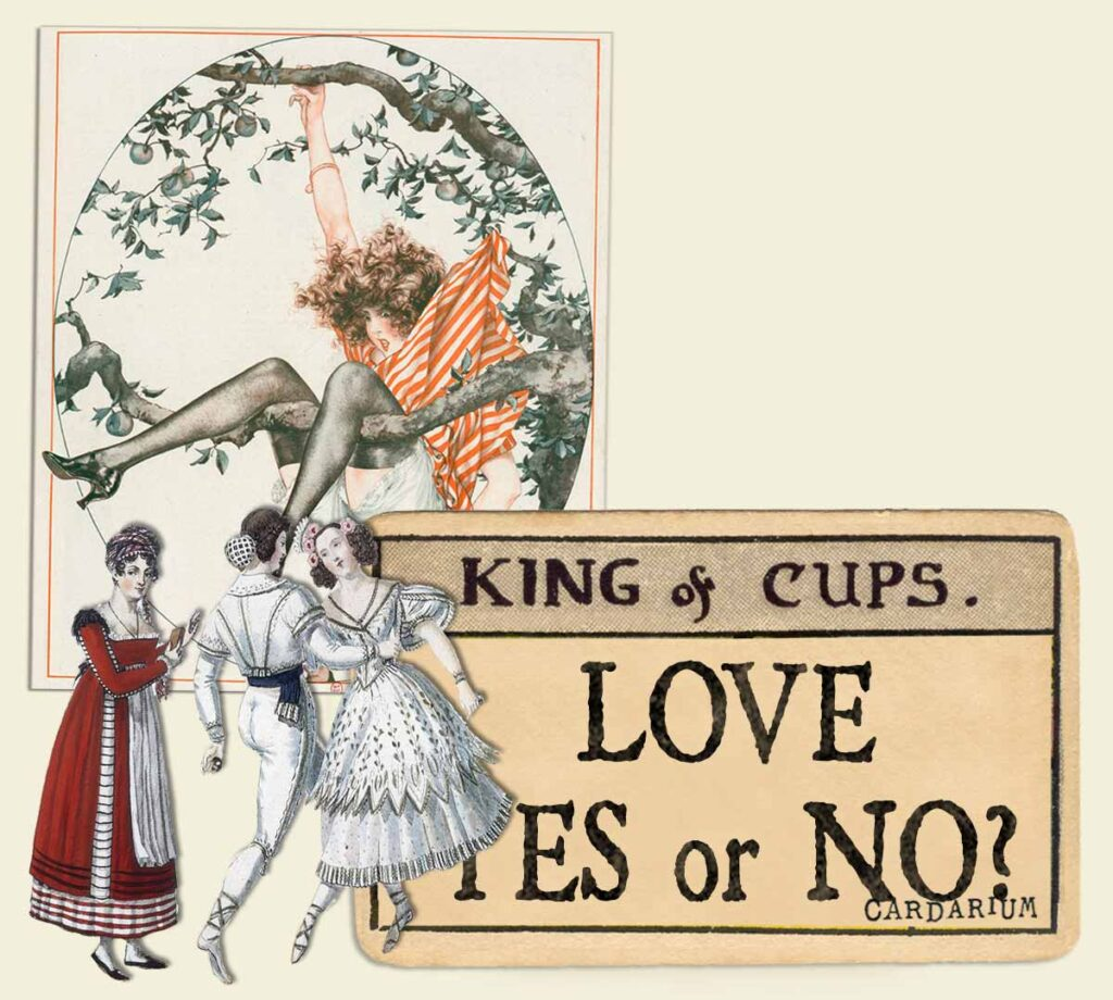 King of cups tarot card meaning for love yes or no