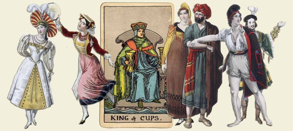 King of cups tarot card meaning yes or no