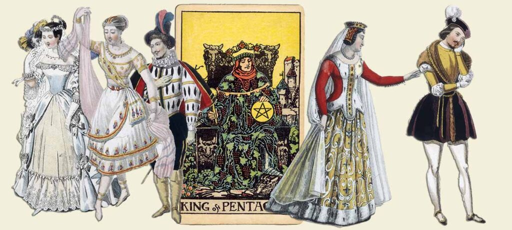 King of pentacles tarot card meaning yes or no