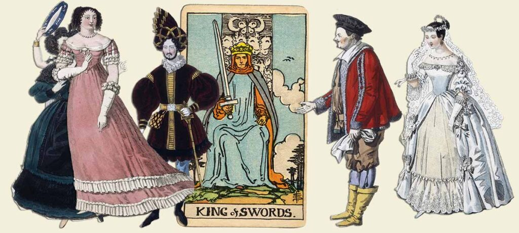 King of swords tarot card meaning yes or no
