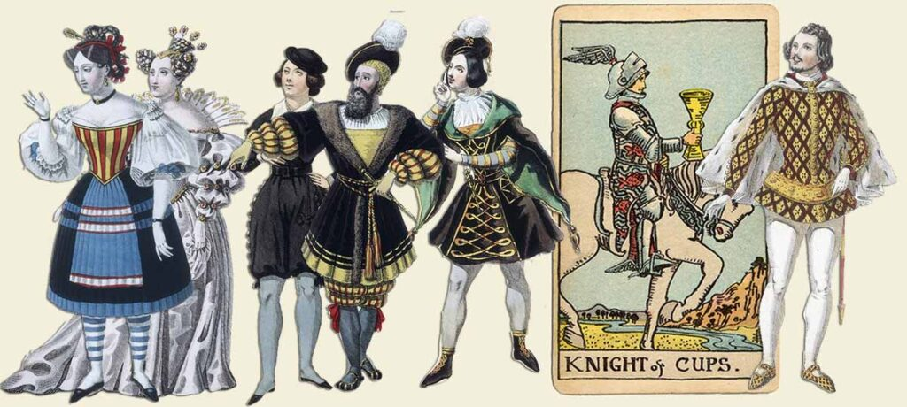 Knight of cups tarot card meaning yes or no