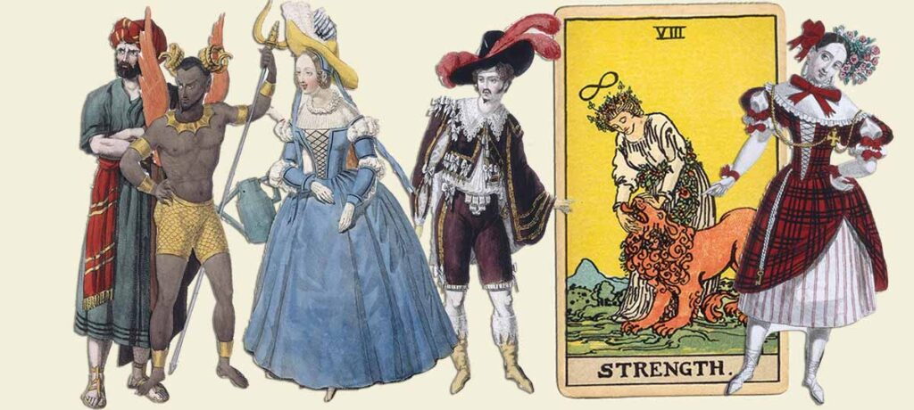 Strength tarot card meaning yes or no
