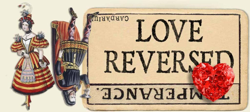 Temperance reversed love yes or no