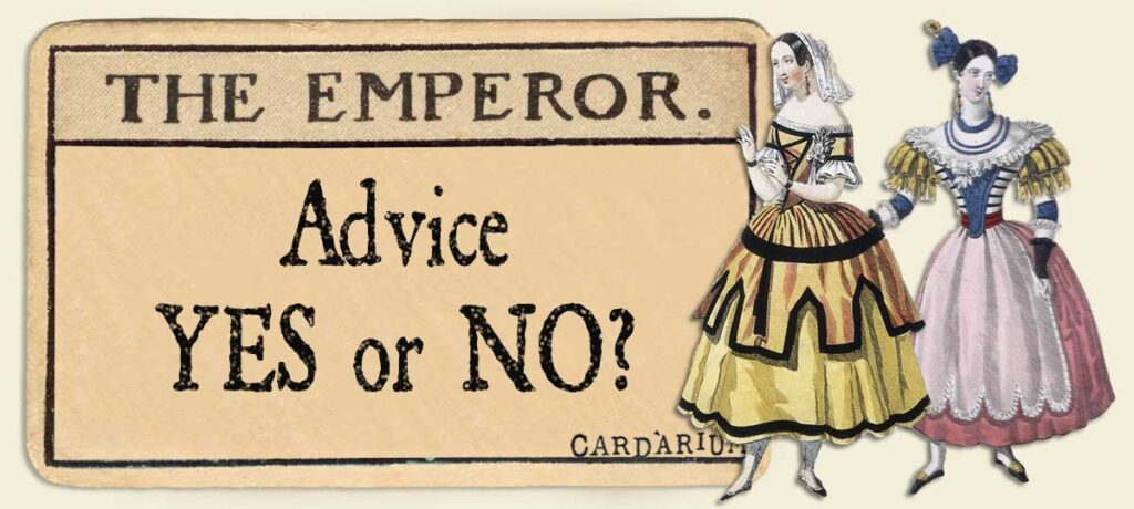 The Emperor Advice Yes or No