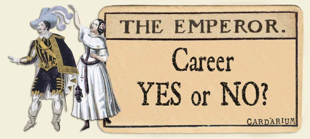 The Emperor career yes or no