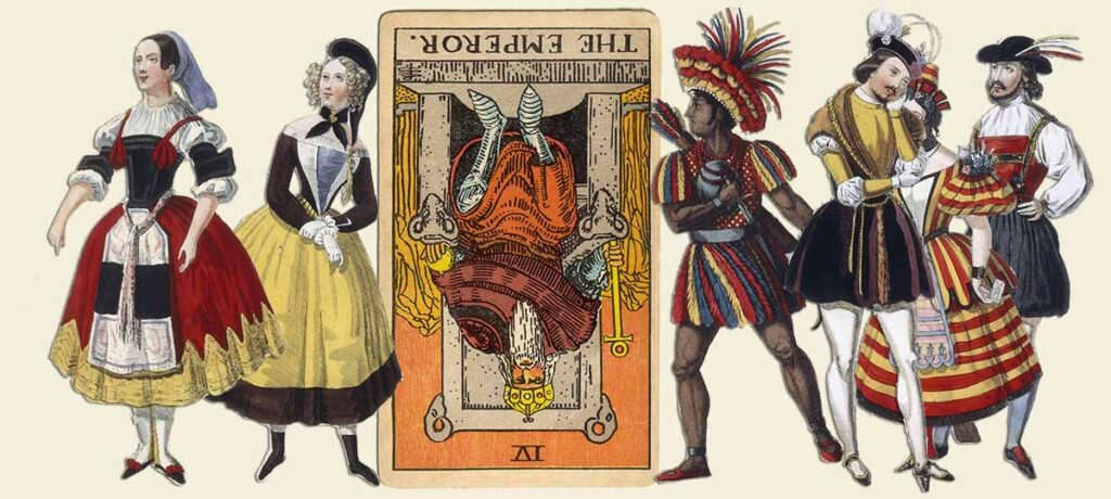 The Emperor reversed tarot card meaning yes or no