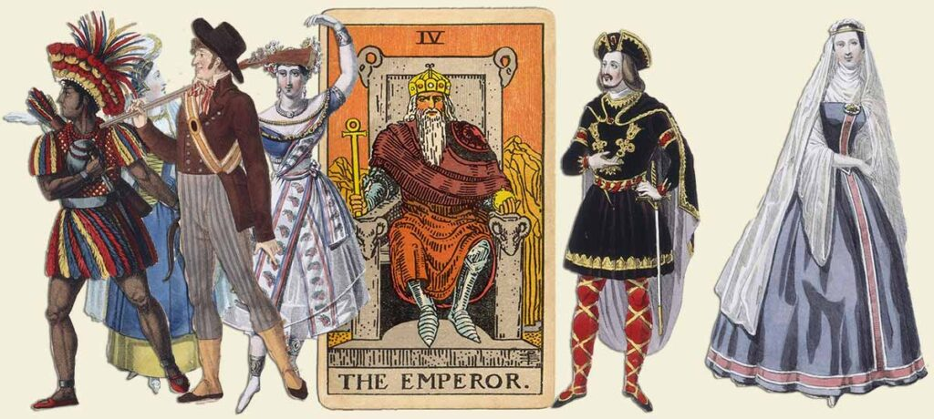 The Emperor tarot card meaning yes or no