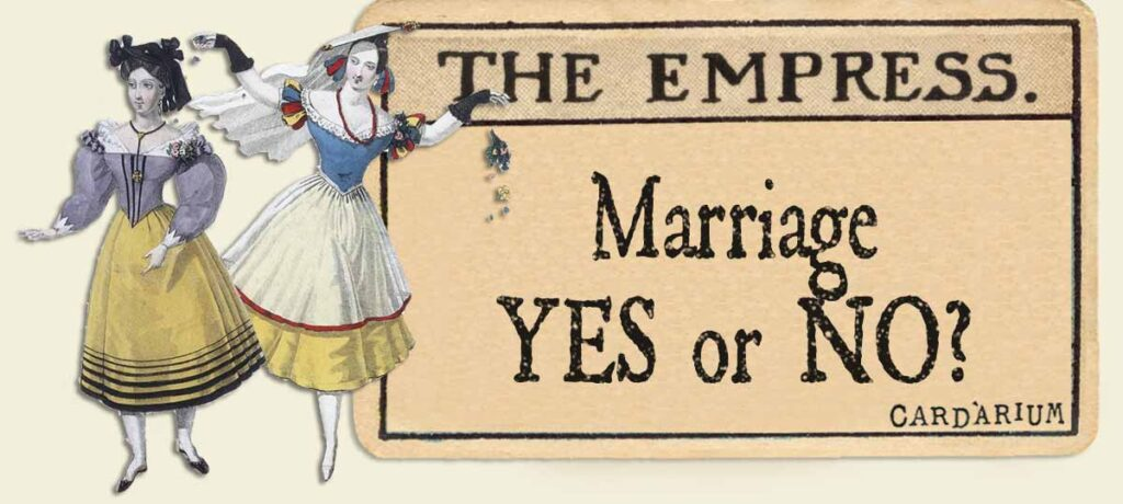 The Empress marriage yes or no