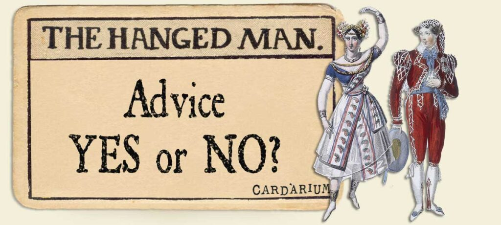 The Hanged Man Advice Yes or No