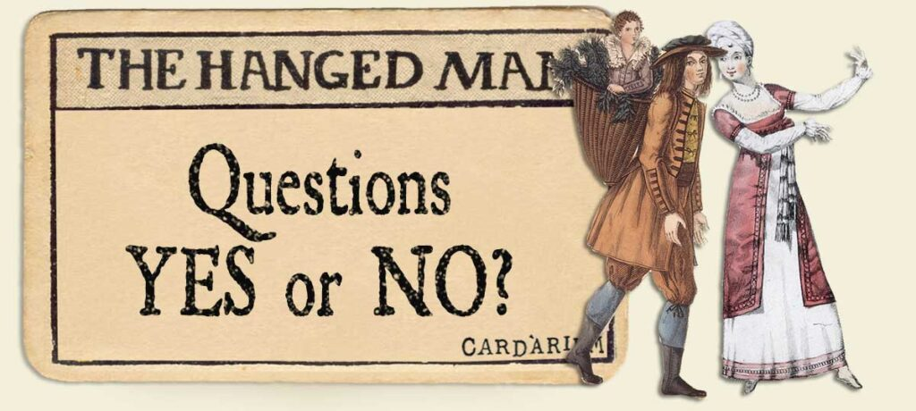 The Hanged Man Yes or No Questions