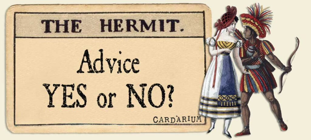 The Hermit Advice Yes or No