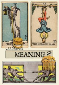 The Hermit and The Hanged Man