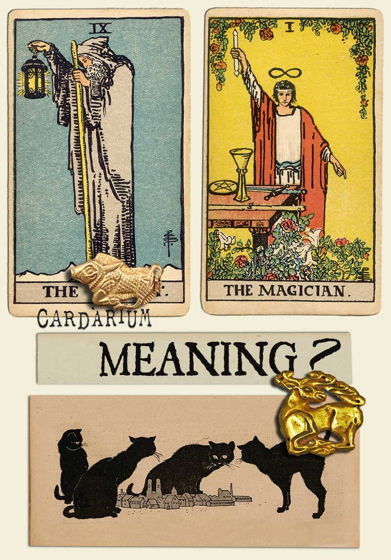 The Hermit and The Magician