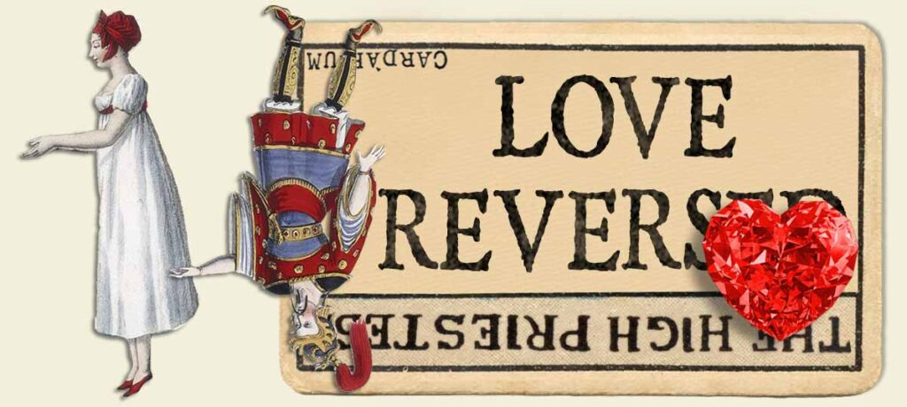 The High Priestess reversed love yes or no