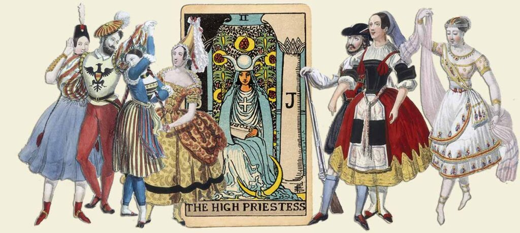 The High Priestess tarot card meaning yes or no