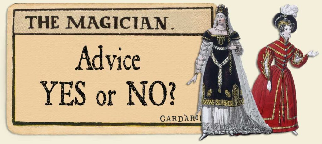 The Magician Advice Yes or No