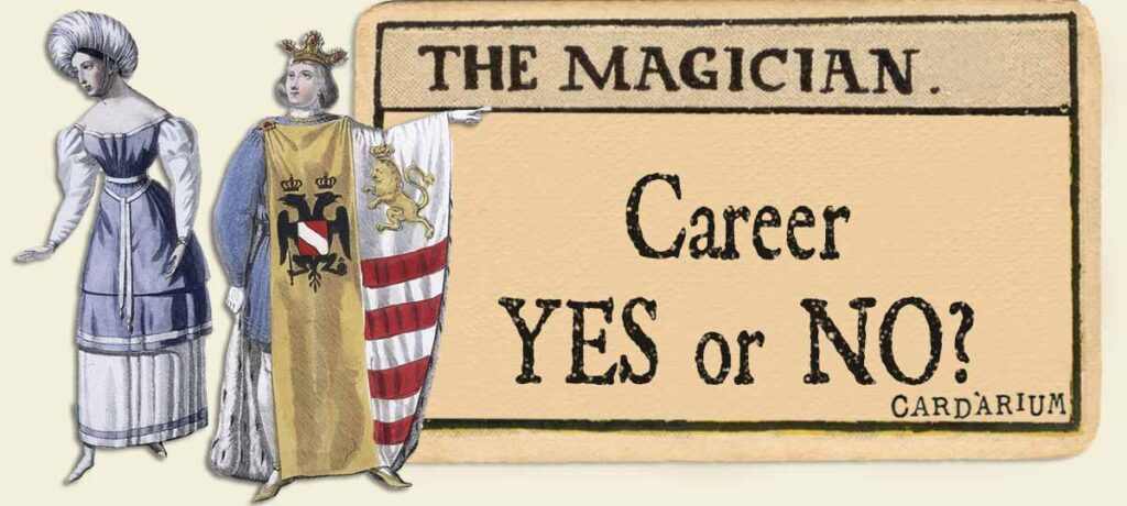 The Magician career yes or no
