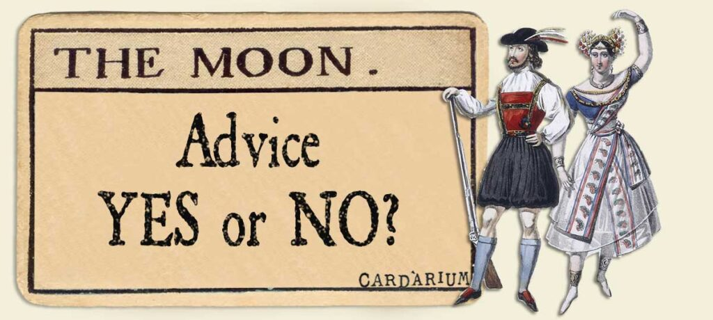 The Moon Advice Yes or No