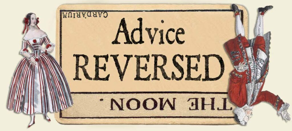 The Moon reversed advice yes or no