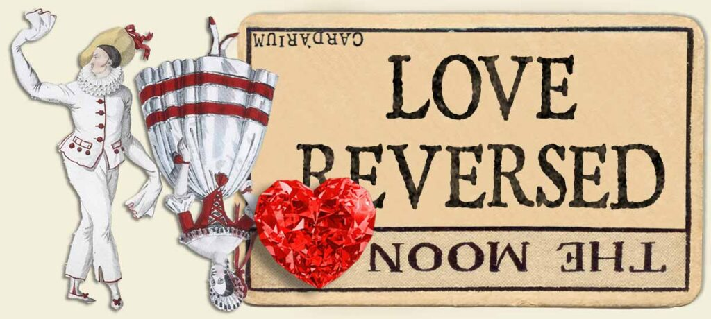 The Moon reversed love yes or no