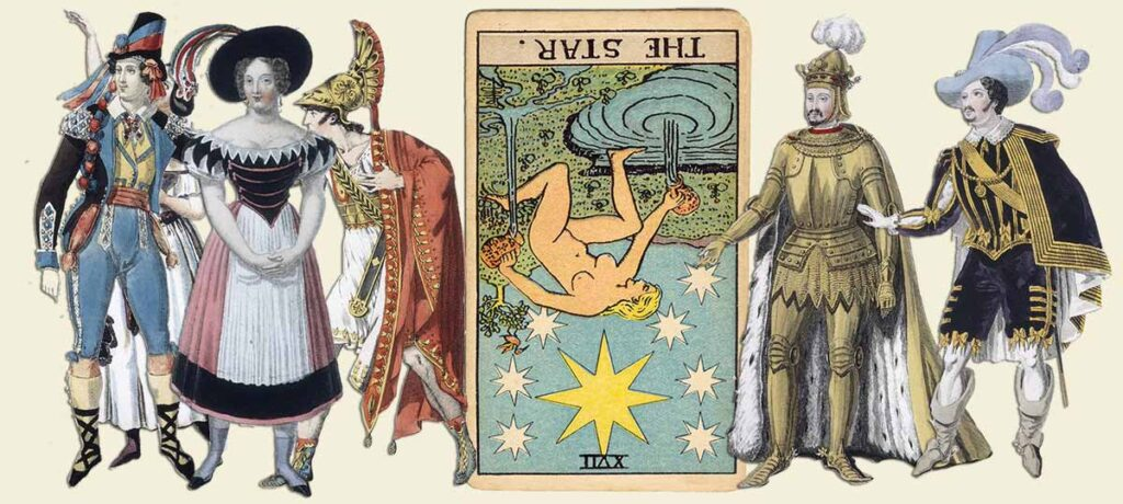 The Star reversed tarot card meaning yes or no