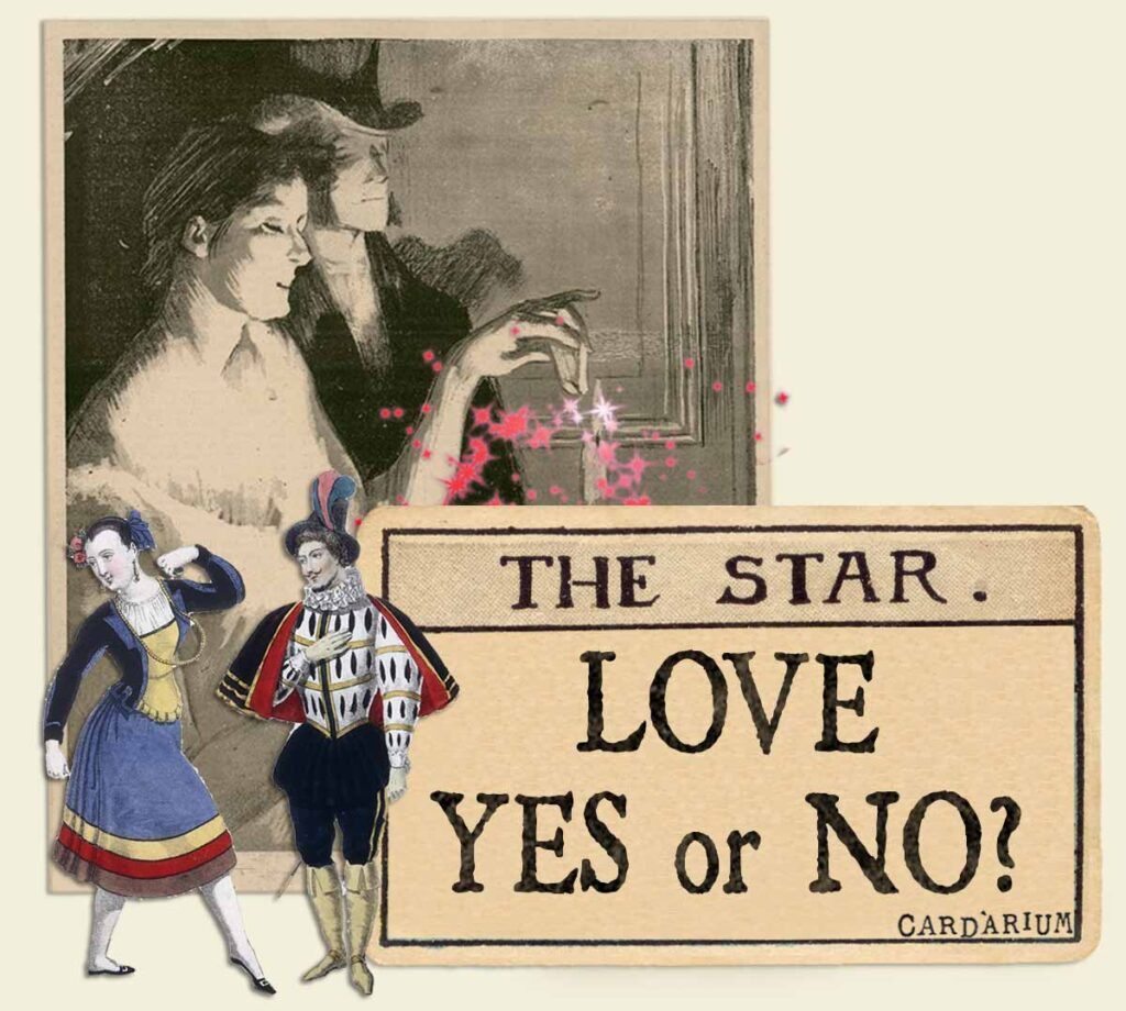 The Star tarot card meaning for love yes or no