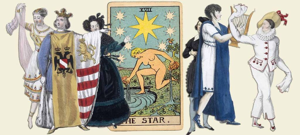 The Star tarot card meaning yes or no