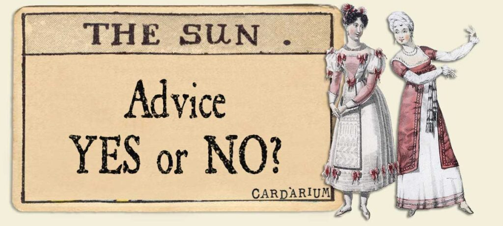 The Sun Advice Yes or No