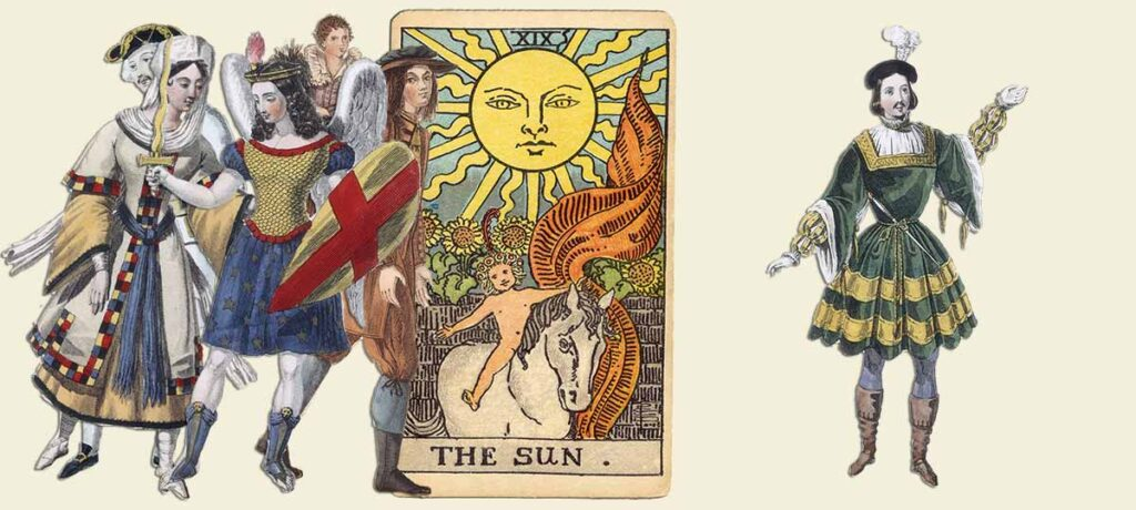 The Sun tarot card meaning yes or no