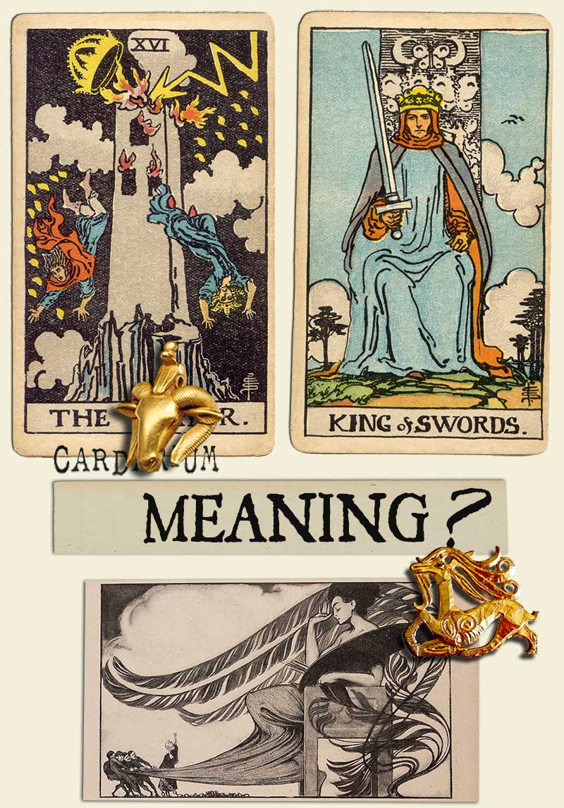 The Tower and King Of Swords