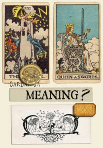 The Tower and Queen Of Swords