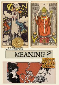 The Tower and The Hierophant