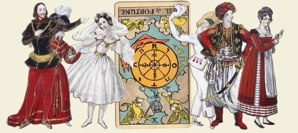 Wheel of Fortune reversed tarot card meaning yes or no