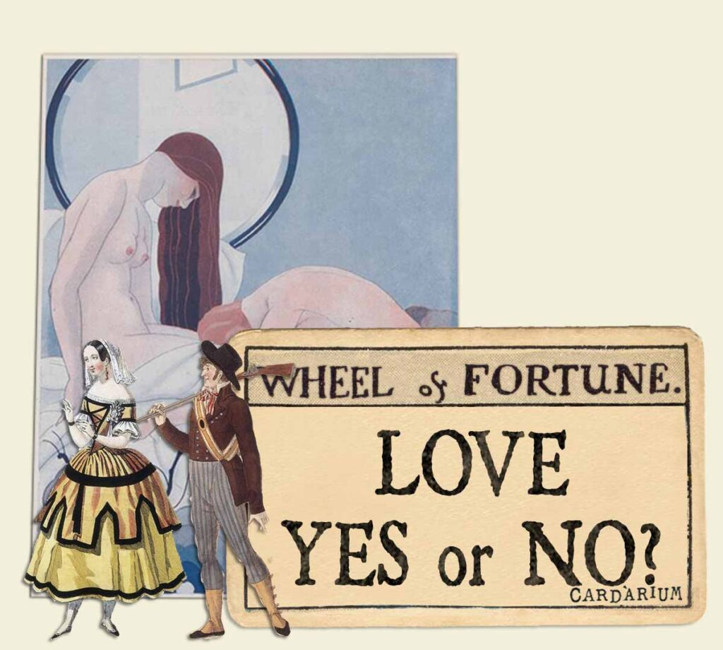Wheel of Fortune tarot card meaning for love yes or no