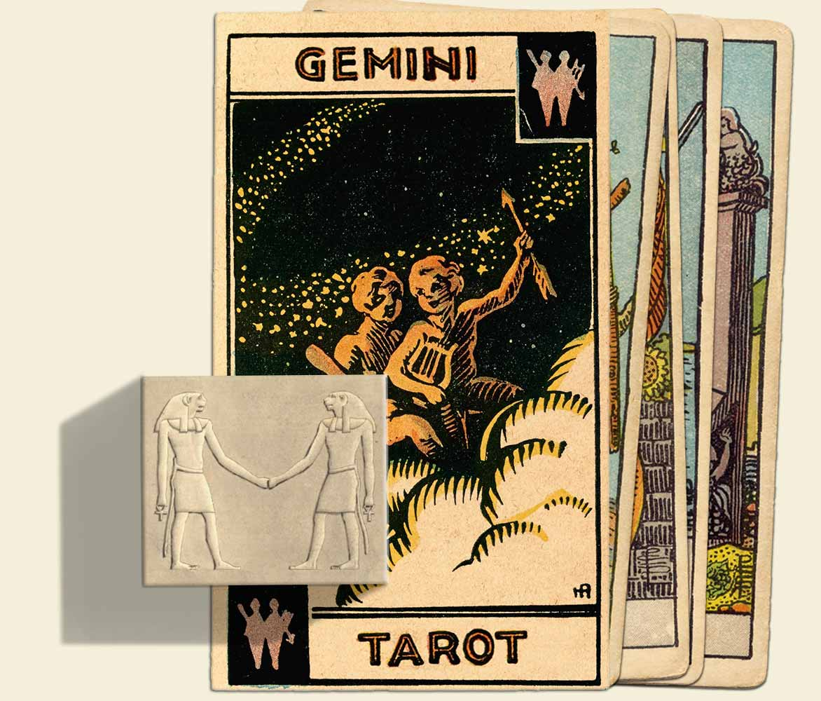 Gemini Tarot Reading – Personality and Love Insights