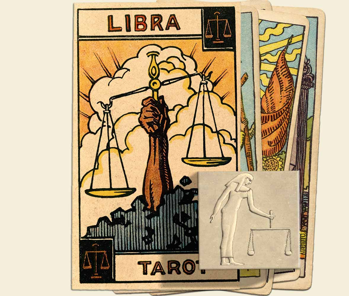 Libra Tarot Reading – Personality and Love Insights