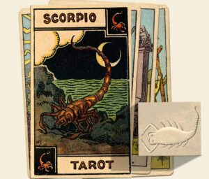 Scorpio Tarot Reading – Personality and Love Insights