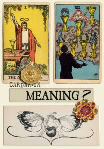 The Magician and Seven Of Cups