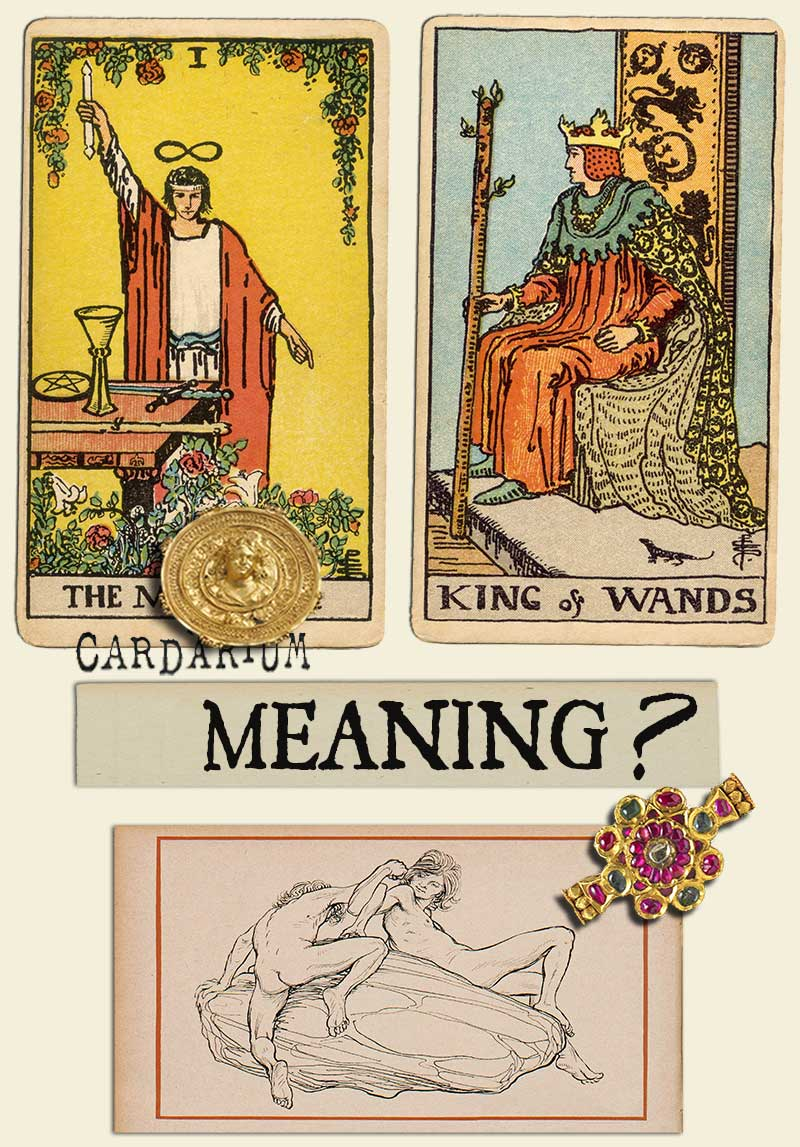The Magician and King Of Wands