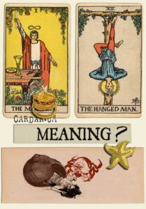 The Magician and The Hanged Man
