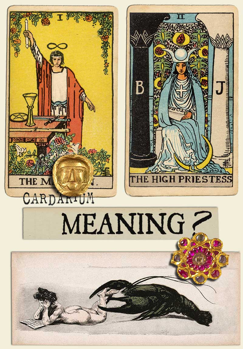 The Magician and The High Priestess