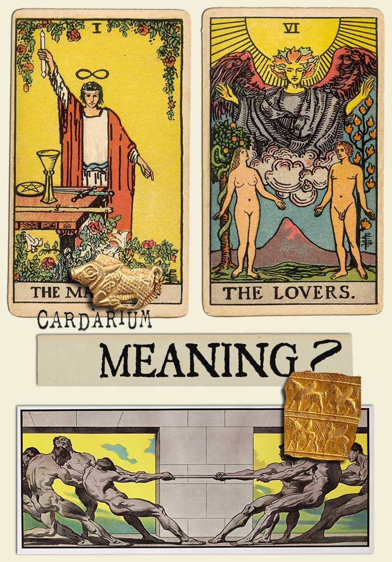 The Magician and The Lovers