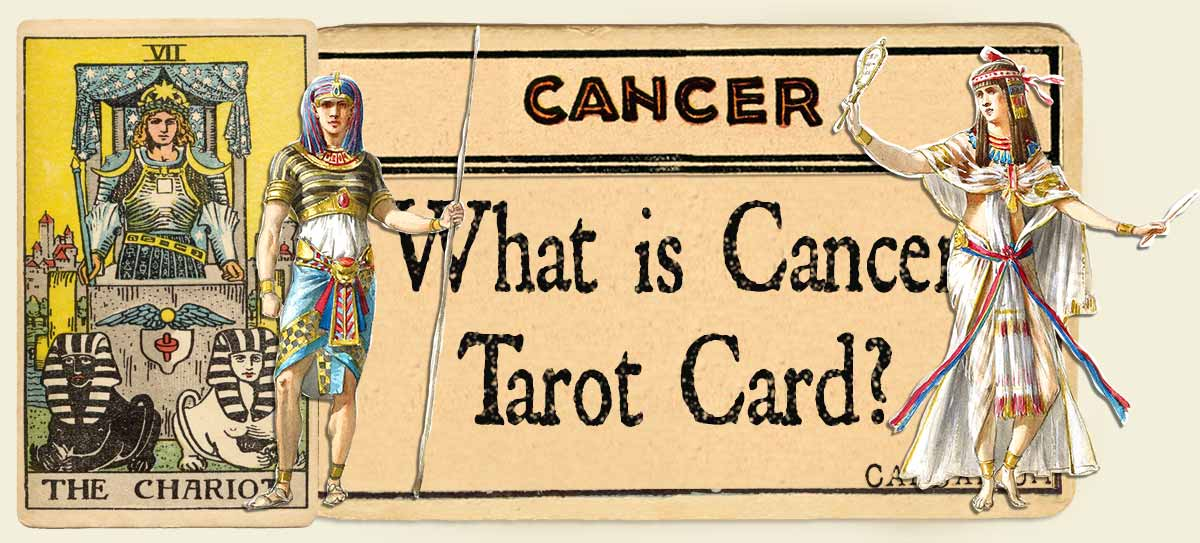 The main cancer tarot card