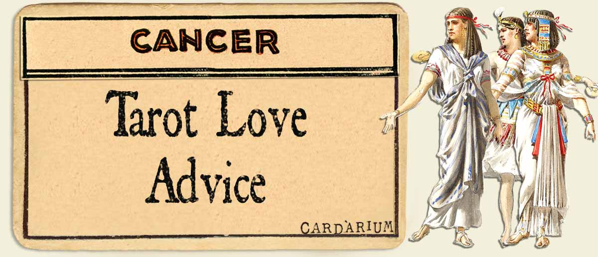 cancer tarot advice